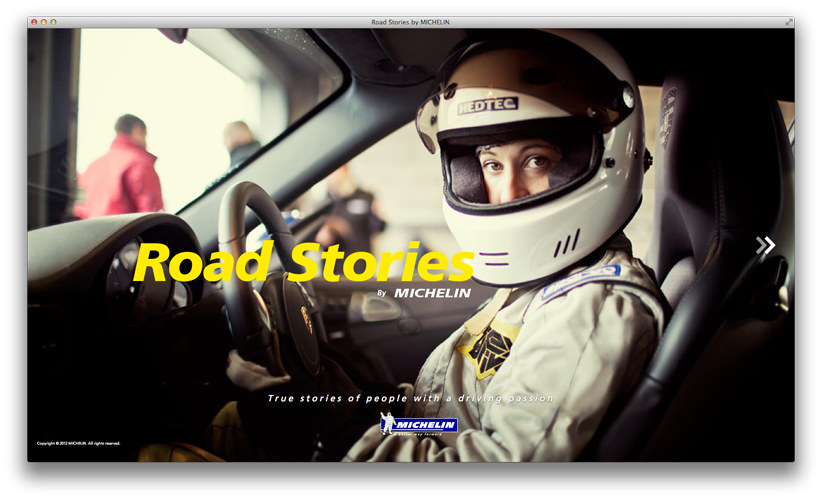 Road Stories - Michelin
